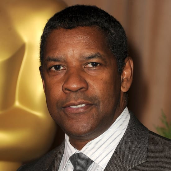 Denzel Washingon Interview at Oscars Luncheon