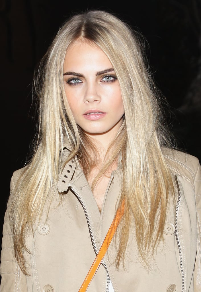 Cara Delevingne, January 2011