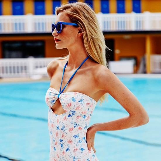 Poppy Delevingne Designs Swimwear Collection