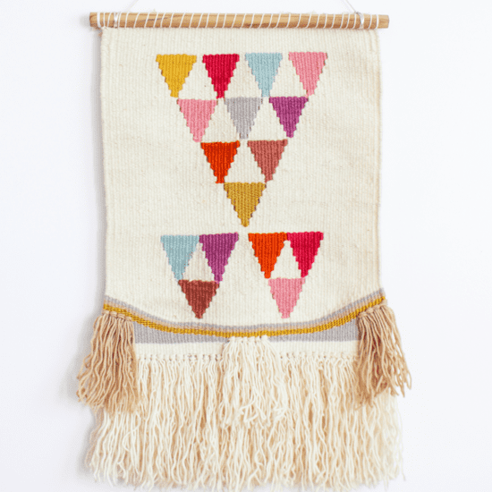 The Prettiest Woven Wall Hangings You Can Buy