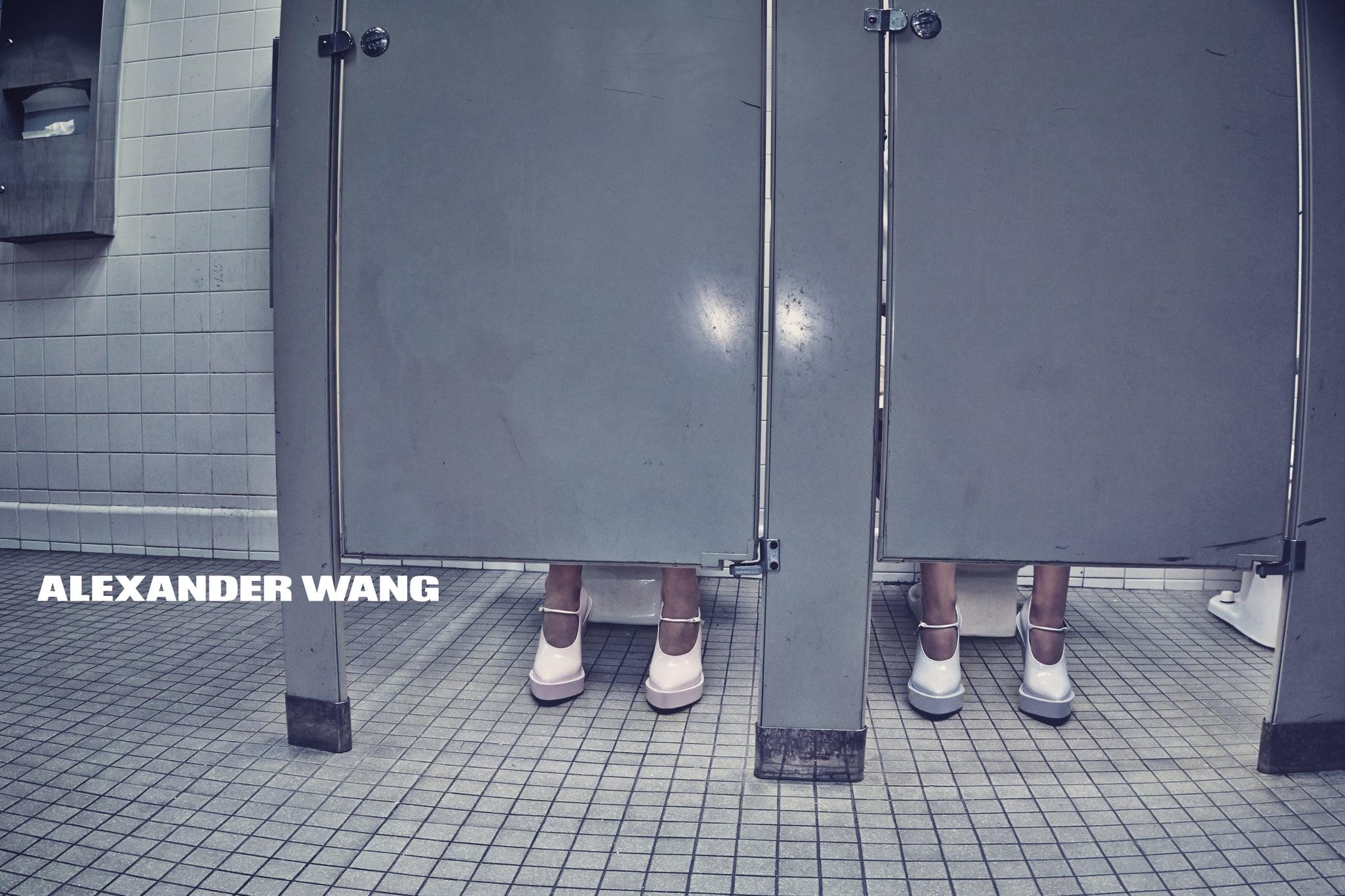 Alexander Wang Spring 2014