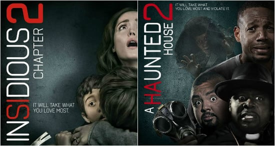This 'Haunted House 2' Poster Has Plenty to Say About 'Insidious Chapter 2' (EXCLUSIVE)