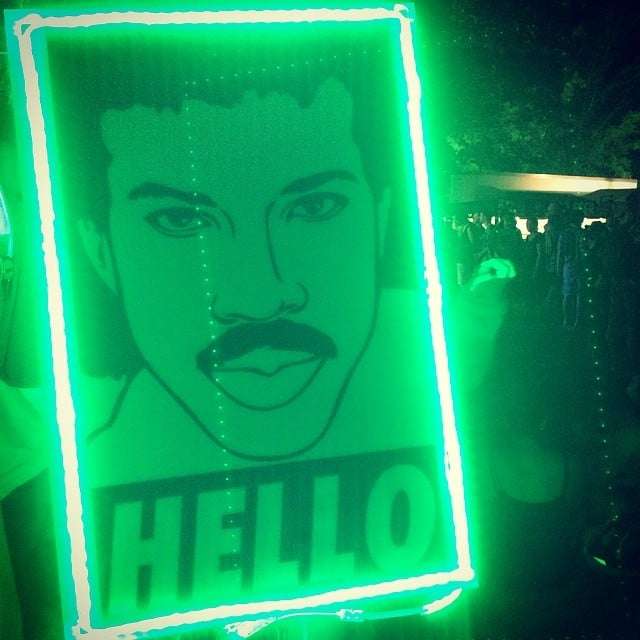 Hello? Is It Lionel You're Lookin' For?