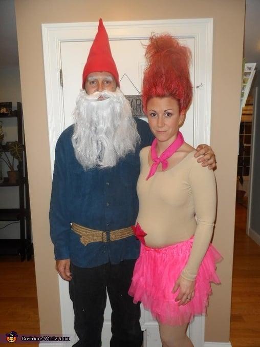 Treasure Troll and Garden Gnome