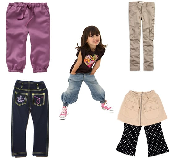 Jeggings and Skeggings For Kids