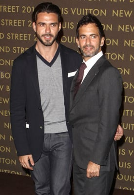 Marc Jacobs and Lorenzo Martone End Relationship