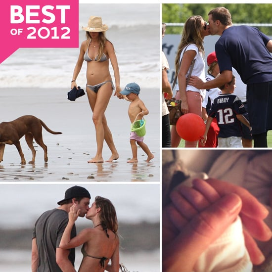 The Best Moments From Tom and Gisele's Exciting 2012!