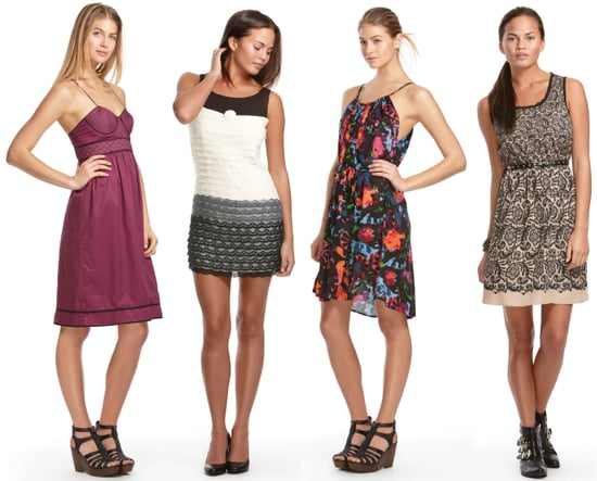 Target GO International Designer Collective Dress Collection March 2011