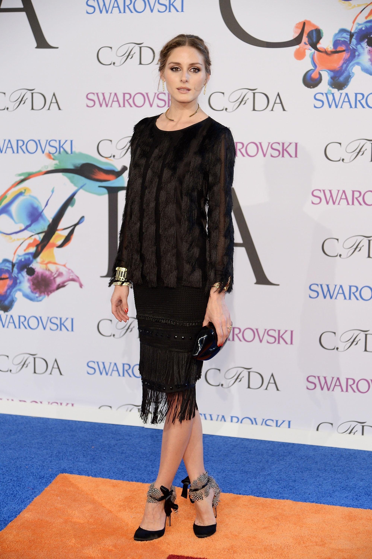 Olivia Palermo at the 2014 CFDA Awards
