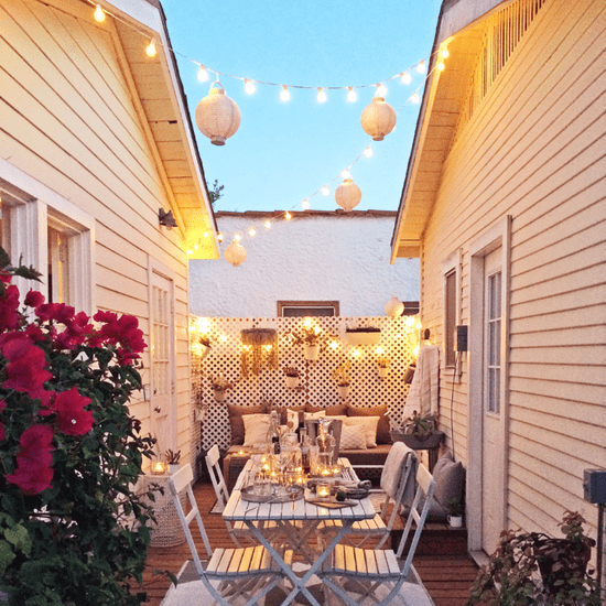 Tips For Summer Entertaining