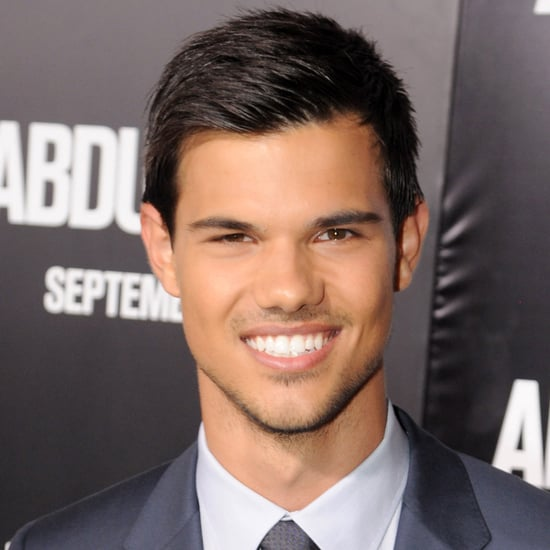 Taylor Lautner Interview on Breaking Dawn and Brad Pitt