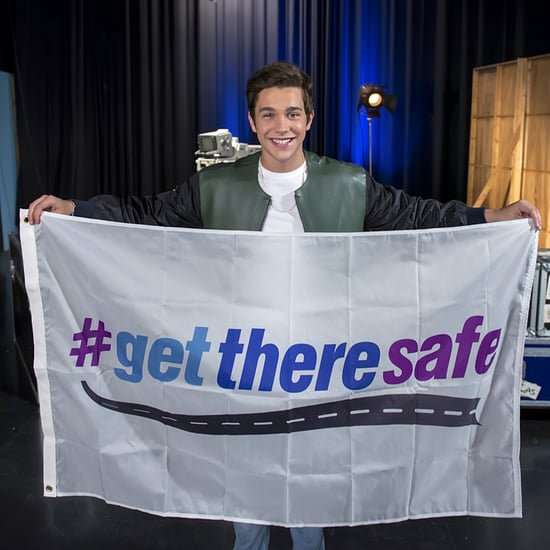 Austin Mahone Talks About Safe Driving