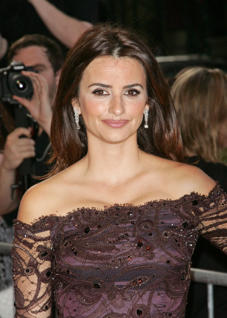 Penelope Cruz wore Pucci to screen To Rome With Love in at NYC's Paris Theatre.