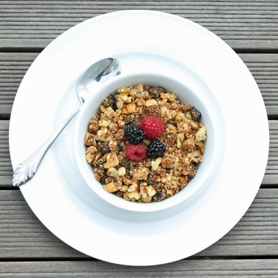 Gwyneth Paltrow Quinoa Granola Recipe