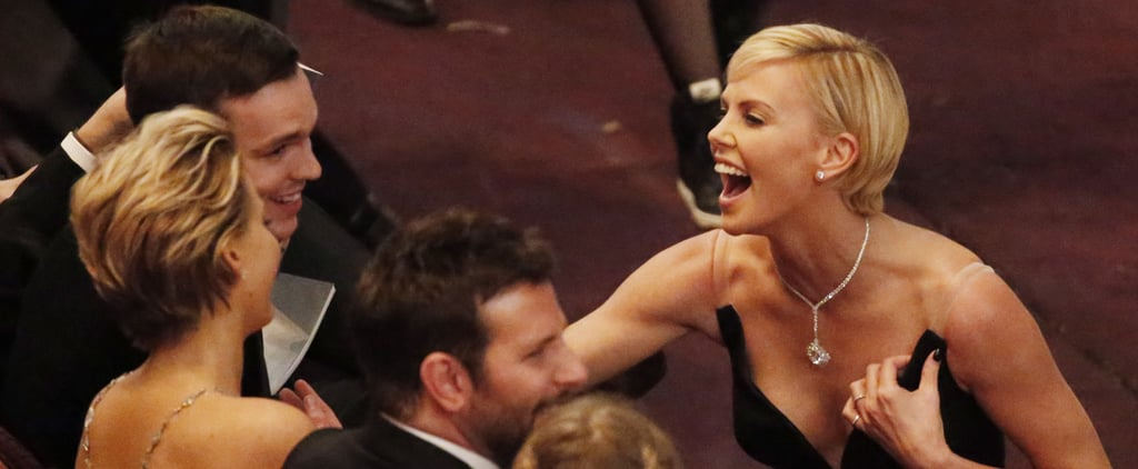 The 55 Best Pictures From Last Year's Oscars!