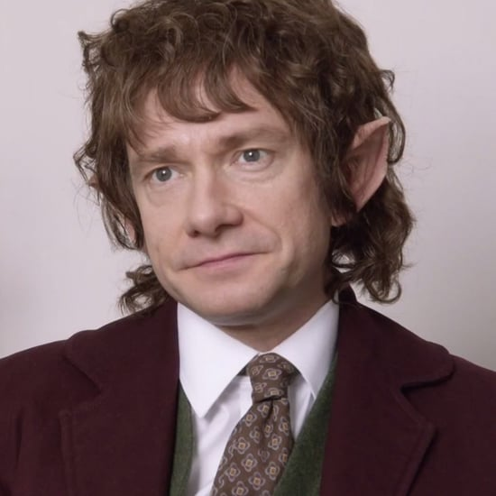 The Hobbit The Office Parody Saturday Night Live
