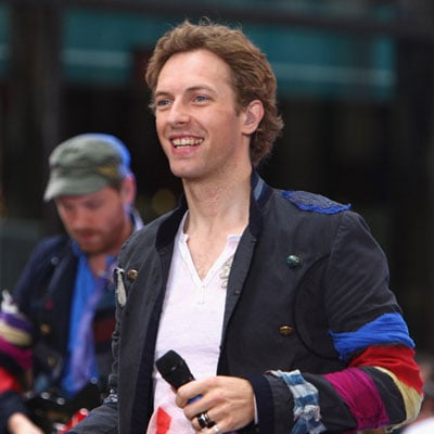 Chris Martin On The Today Show