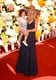 Rachel Zoe's Calypso maxi dress and floppy hat kept her looking easy and breezy at the Veuve Clicquot Polo Classic.