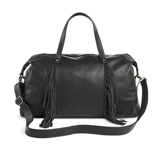 Mossimo Supply Co. Faux Leather Weekender ($35)