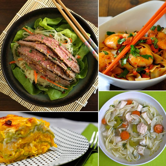 Get Your Noodle on With These 5 Easy Dinners