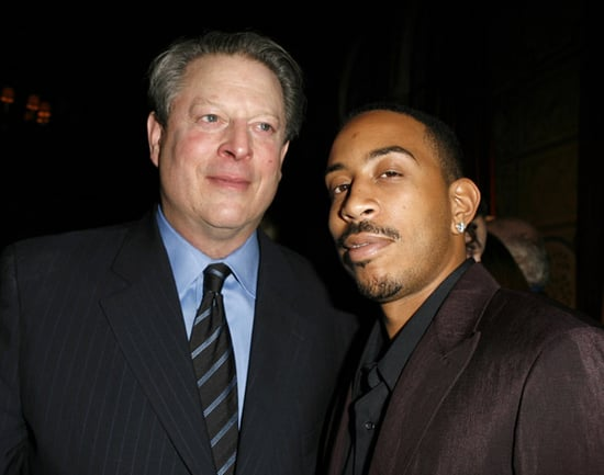 Al Gore Lines Up His Friends for Live Earth