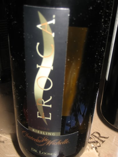 Happy Hour: Chateau Ste. Michelle Eroica Riesling 2006