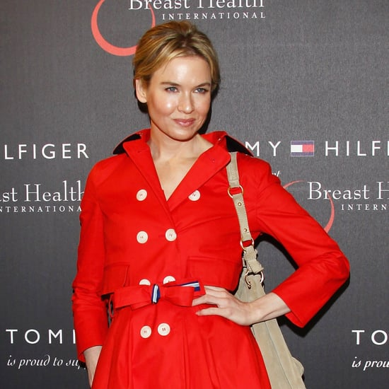 Pictures of Renee Zellweger at Tommy Hilfiger's Bag Launch in Support of Breast Health International