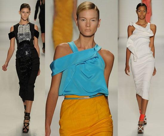 Spring 2011 New York Fashion Week: Prabal Gurung 2010-09-11 19:15:36