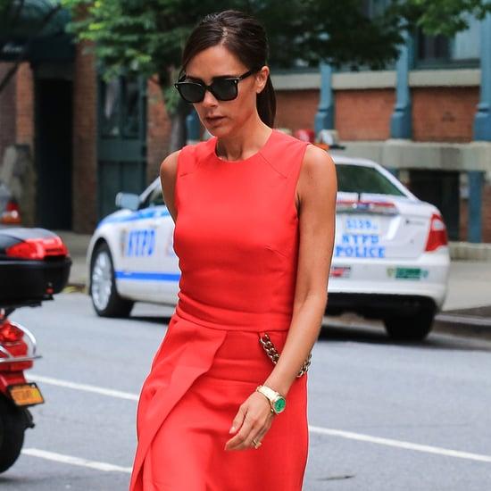 Victoria Beckham's Closet Is Up For Grabs
