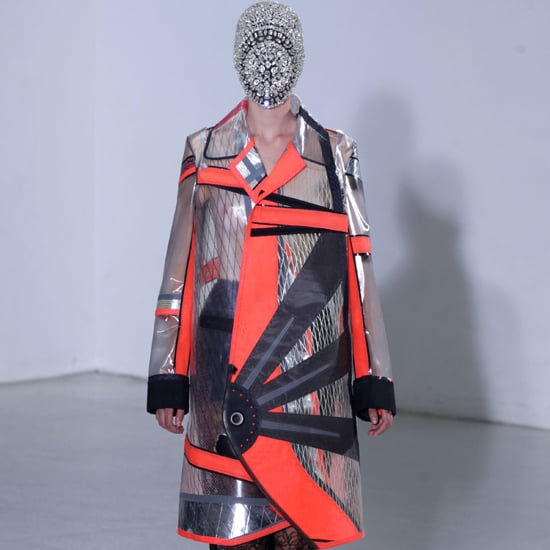 Maison martin margiela couture fall 2012 popsugar fashion for Arielle d collection maison