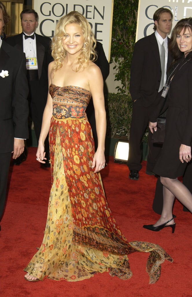 Kate Hudson in Valentino in 2003.