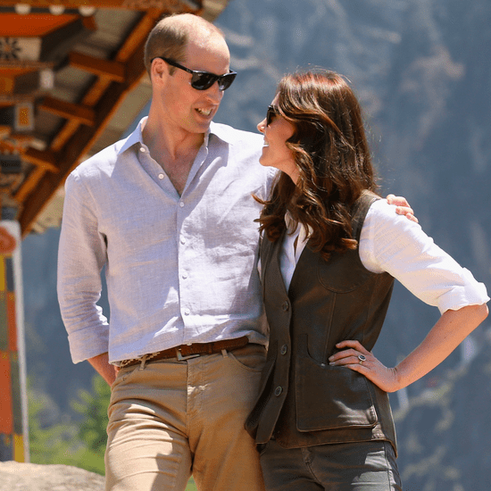 Kate Middleton and Prince William's Cutest Pictures in India