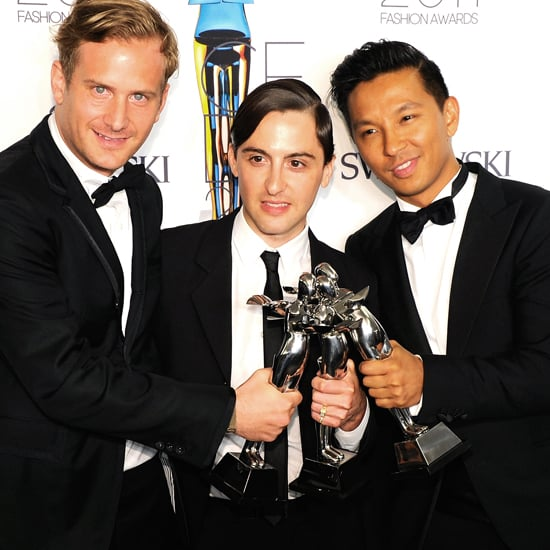 CFDA Awards 2012 Attendees List