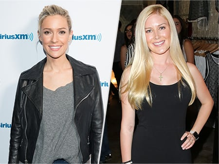 WATCH: Kristin Cavallari and Heidi Montag Share Some Love on Twitter