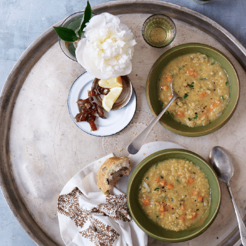 Daphne Oz's Red Lentil and Sweet Potato Stew