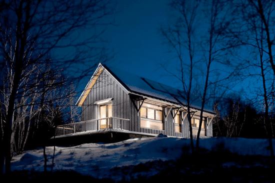 Casa Verde: BrightBuilt Barn Both Beautiful and Resourceful