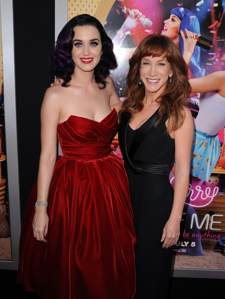 Katy Perry and Kathy Griffin
