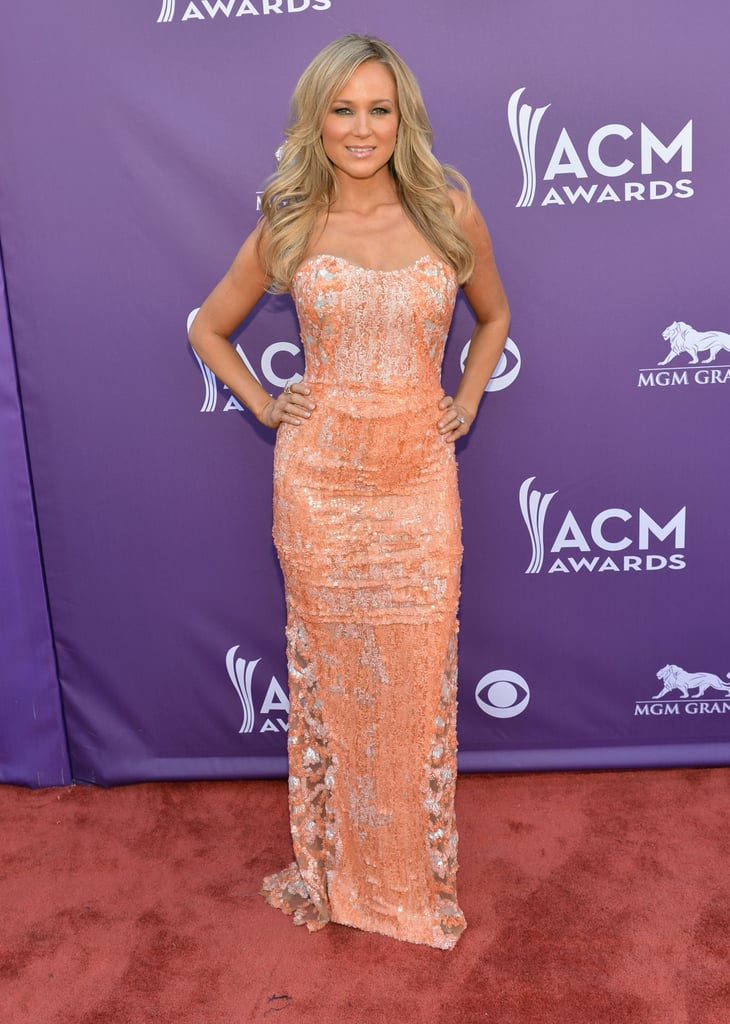 Jewel at the ACM Awards.