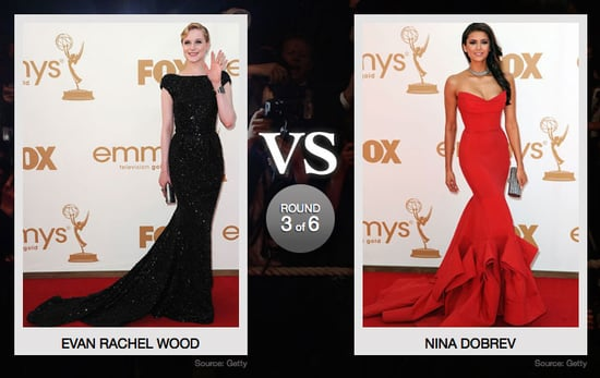 Emmy Awards Best Dressed Bracket 2011