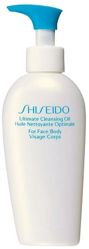 Shiseido Ultimate Cleansing Oil