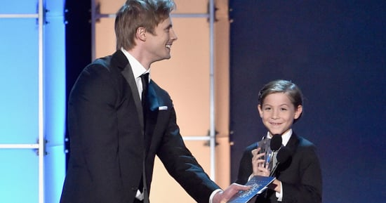 Jacob Tremblay Wins Critics' Choice Awards With This Speech
