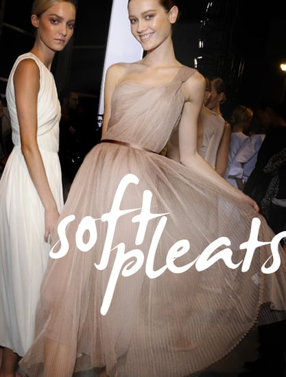 Best Pleat Pieces for Spring Summer 2011