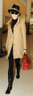 Travel Style: Nicole Kidman