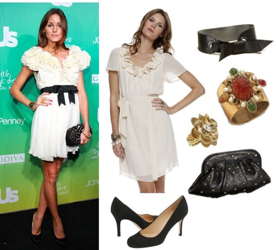 Olivia Palermo in Marchesa at Us Weekly's 2010 25 Most Stylish New Yorkers Party