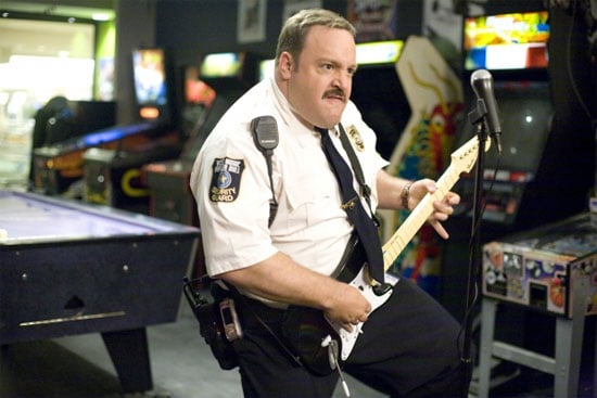 Box Office: The Mall Cop Wins Again!