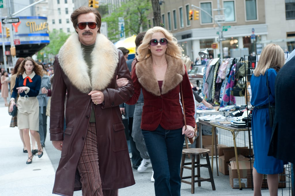 Anchorman: The Legend Continues  What it's about: Ron Burgundy (Will Ferrell) returns to the big screen, and this time he and the rest of his news team are heading to New York City for a chance to prove themselves at the new 24-hour news networks. Why we're interested: 2004's Anchorman: The Legend of Ron Burgundy is one of the most hilarious and quotable movies of the past decade, and the sequel boasts an impressive list of cameos. When it opens: Dec. 18 Watch the trailer for Anchorman: The Legend Continues.