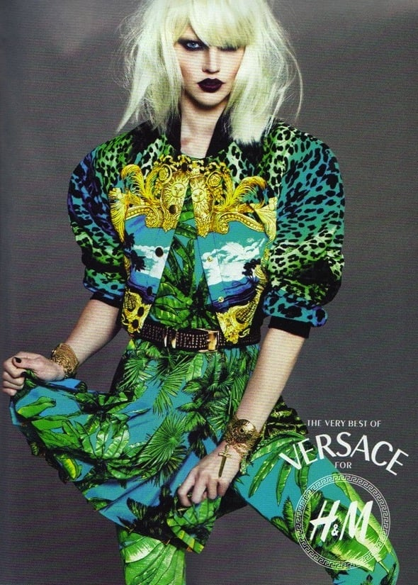 Versace For H&M Collection