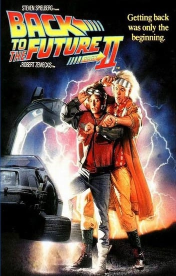 Back to the Future II's Technology
