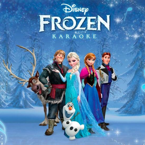 Disney Frozen Karaoke App