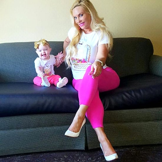 Mommy and Me! Coco Austin and Daughter Chanel Are All Smiles in Matching Outfits